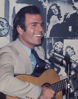 Foto: Julio Iglesias cumple 72 años