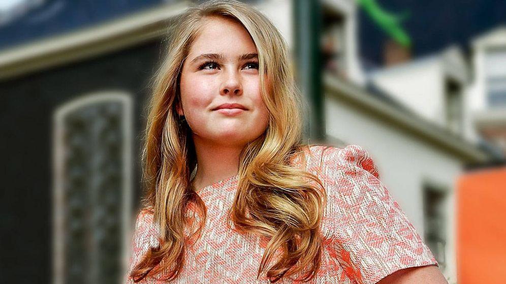 Foto:  Amalia de Holanda en una imagen de archivo. (EFE)