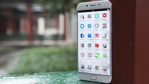 Probamos el Oppo R9s, el 'smartphone' que hará temblar a Huawei (y Samsung)
