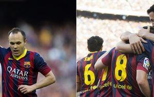 El gol más especial de Andrés Iniesta