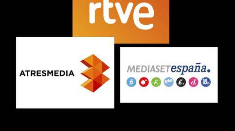 RTVE, Atresmedia y Mediaset unen sus fuerzas para lanzar una plataforma