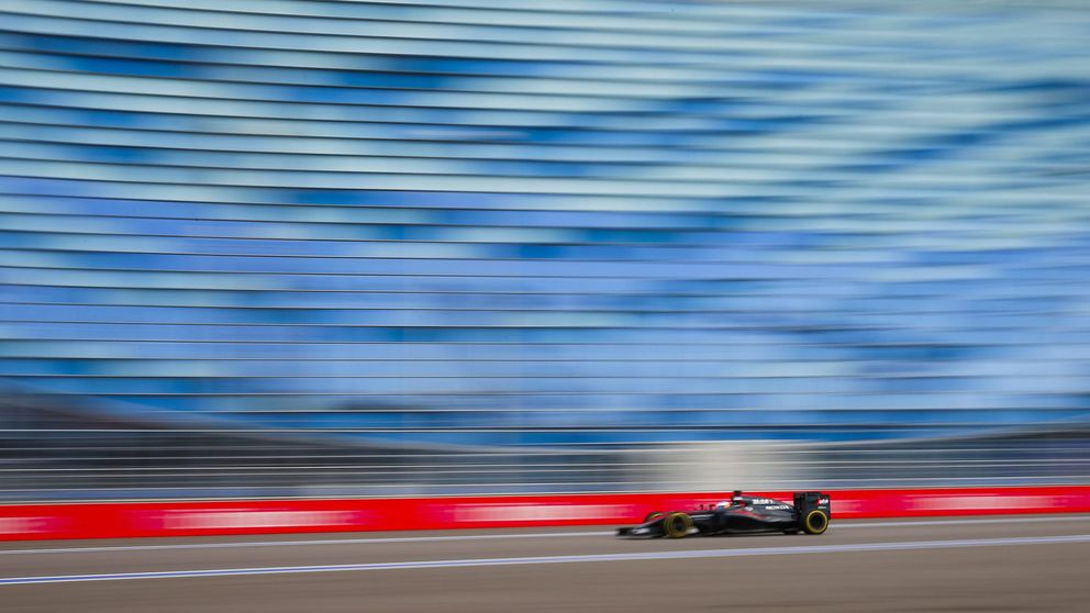¿Y si en Sochi se vio un avance de lo que McLaren puede lograr en el futuro?