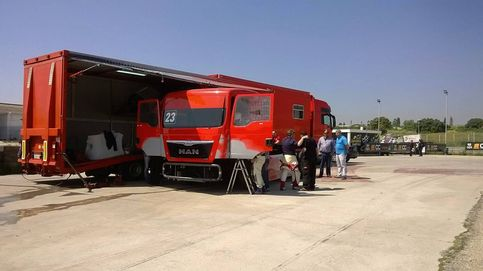 Albacete, tras 19 años, baja del camión: Me veo en la necesidad de venderlo