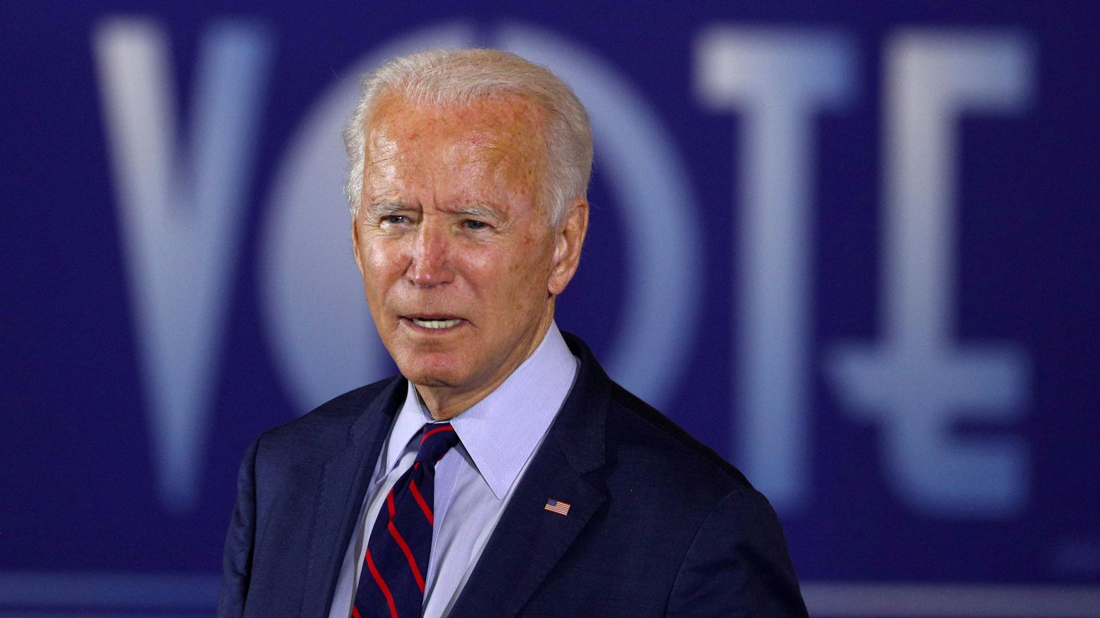 Foto: Joe Biden. (Reuters)