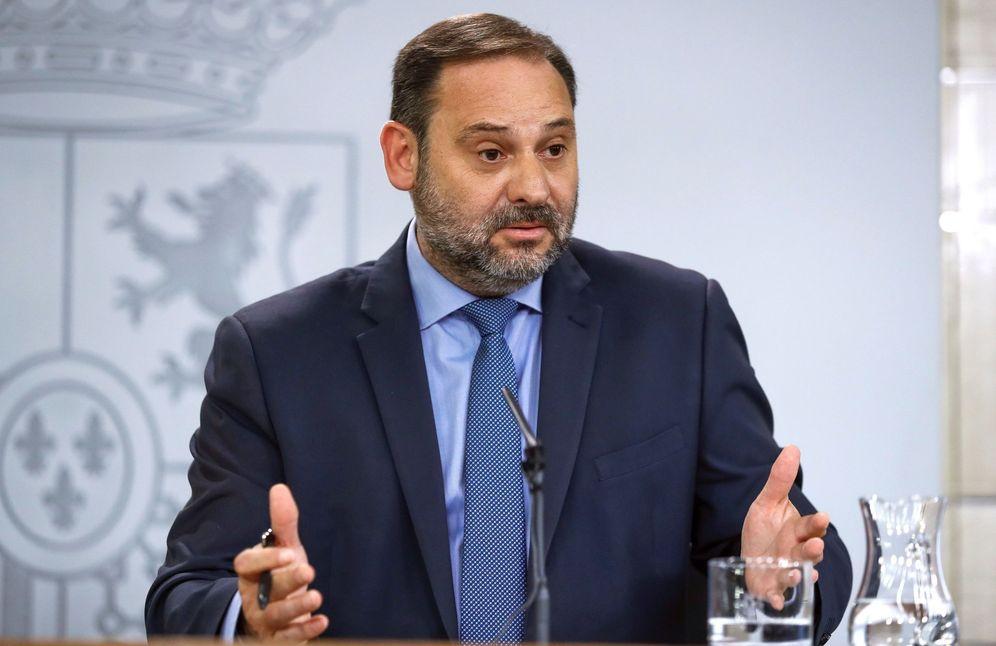 Foto: El ministro de Fomento José Luis Ábalos. (EFE)