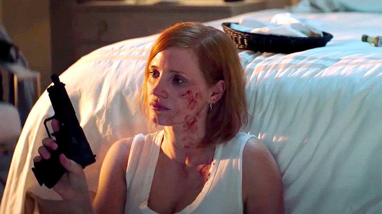 Jessica Chastain es 'Ava'. (Movistar )
