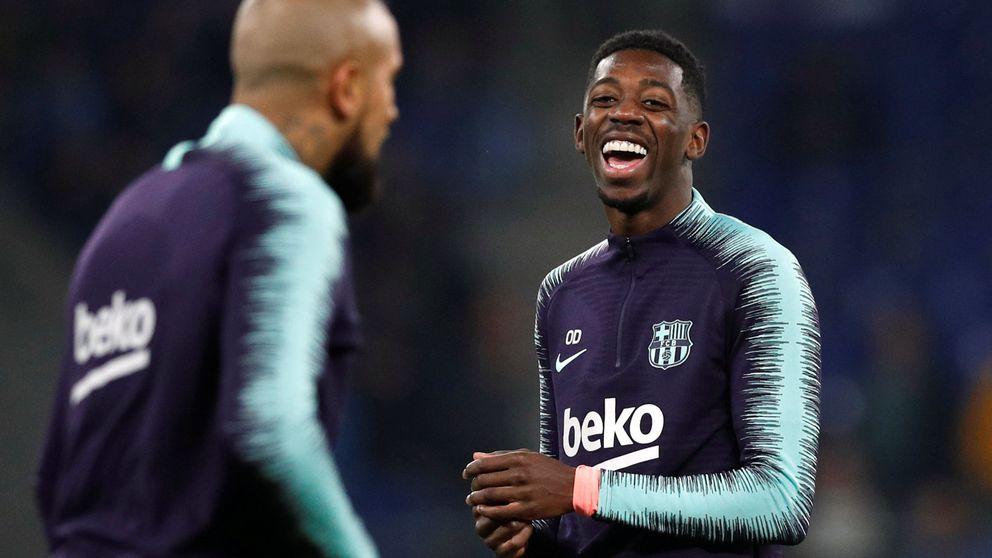 Valverde ya no sabe qué hacer con Ousmane Dembélé y su problemático entorno