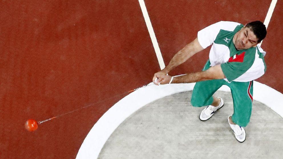 Suspendido por dopaje el campeón olímpico de martillo Dilshod Nazarov