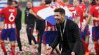 Simeone recordó por qué es el entrenador mejor pagado de España