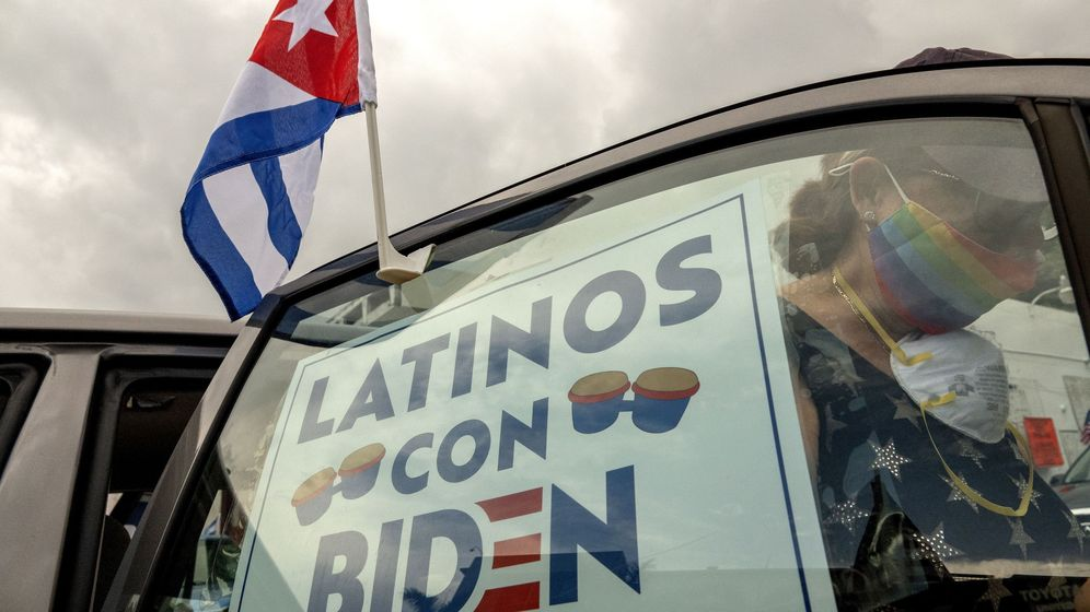 Foto: Una manifestación en Miami. (EFE)
