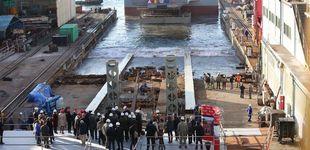 Post de Adiós a un astillero histórico: Factorías Vulcano encara su liquidación tras cien años
