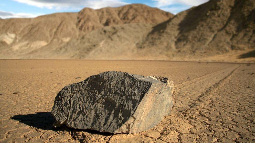 Foto: Un ejemplo de piedra viajera. (Creative Commons)