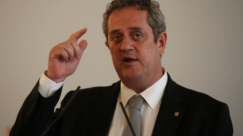 Foto: El 'exconseller' de Interior, Joaquim Forn. (REUTERS)