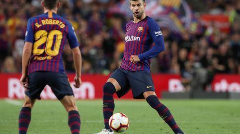 Valladolid recibe a Piqué con pitada, insultos y un balonazo