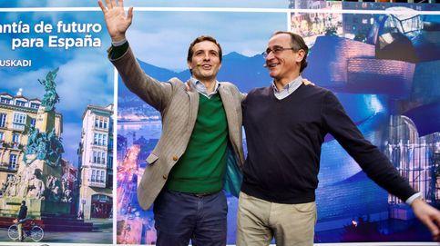 Génova prioriza la absorción de Cs bajo el PP y sacrifica a Alonso en el País Vasco