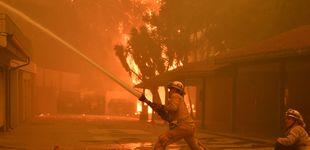 Post de Nueve muertos en los peores incendios de los últimos años en California
