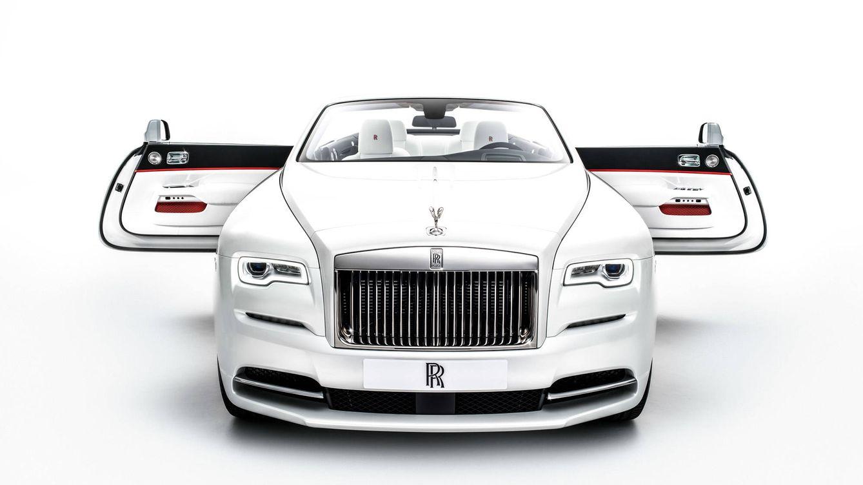 Rolls-Royce calienta motores para 2017