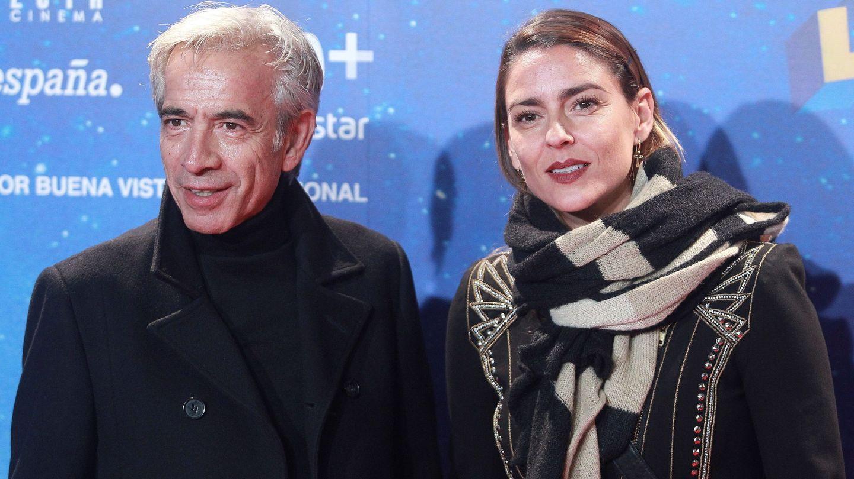 Imanol Arias e Irene Meritxell. (EFE)