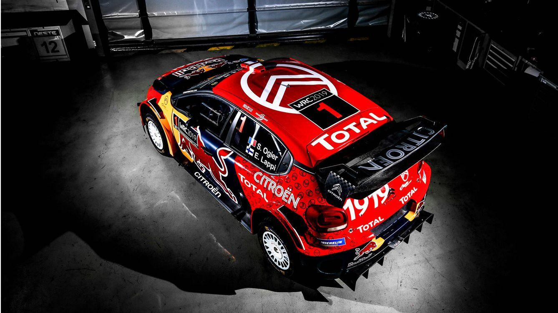 Foto: Citroën Racing.
