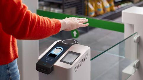 Amazon quiere reemplazar tu tarjeta de crédito con tu mano