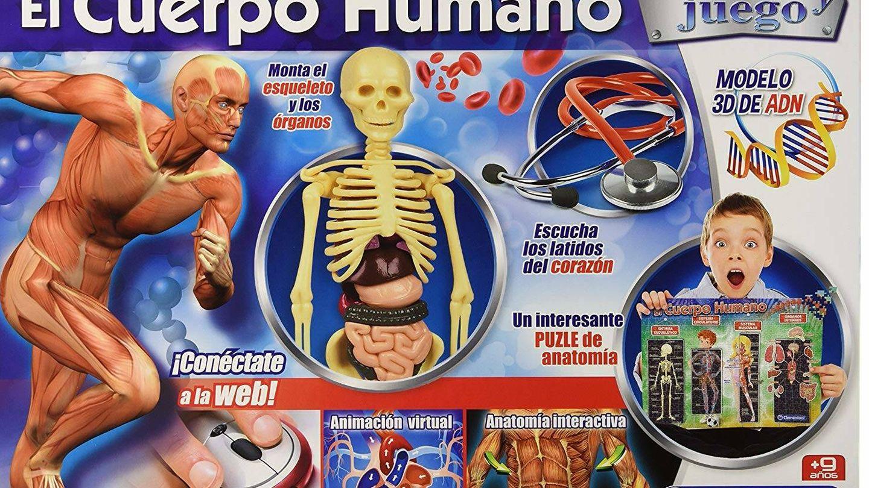 El Cuerpo Humano. (Amazon)