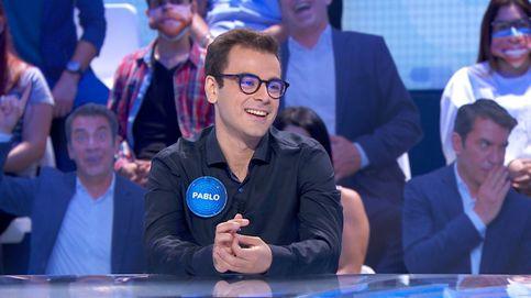 Pablo Díaz responde a las críticas por su actitud en el rosco de 'Pasapalabra'