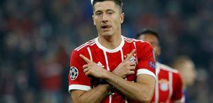 Post de Rummenigge provoca a Florentino Pérez: ven a por Lewandowski