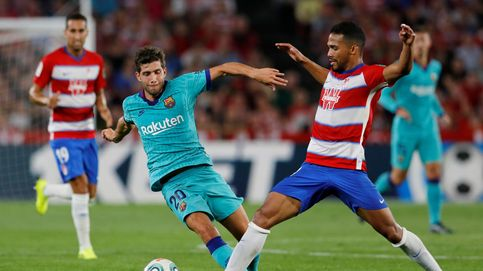 Granada - FC Barcelona en directo: resumen, goles y resultado