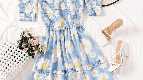 De flores y escote Bardot: tres vestidos de Shein que han arrasado entre las influencers