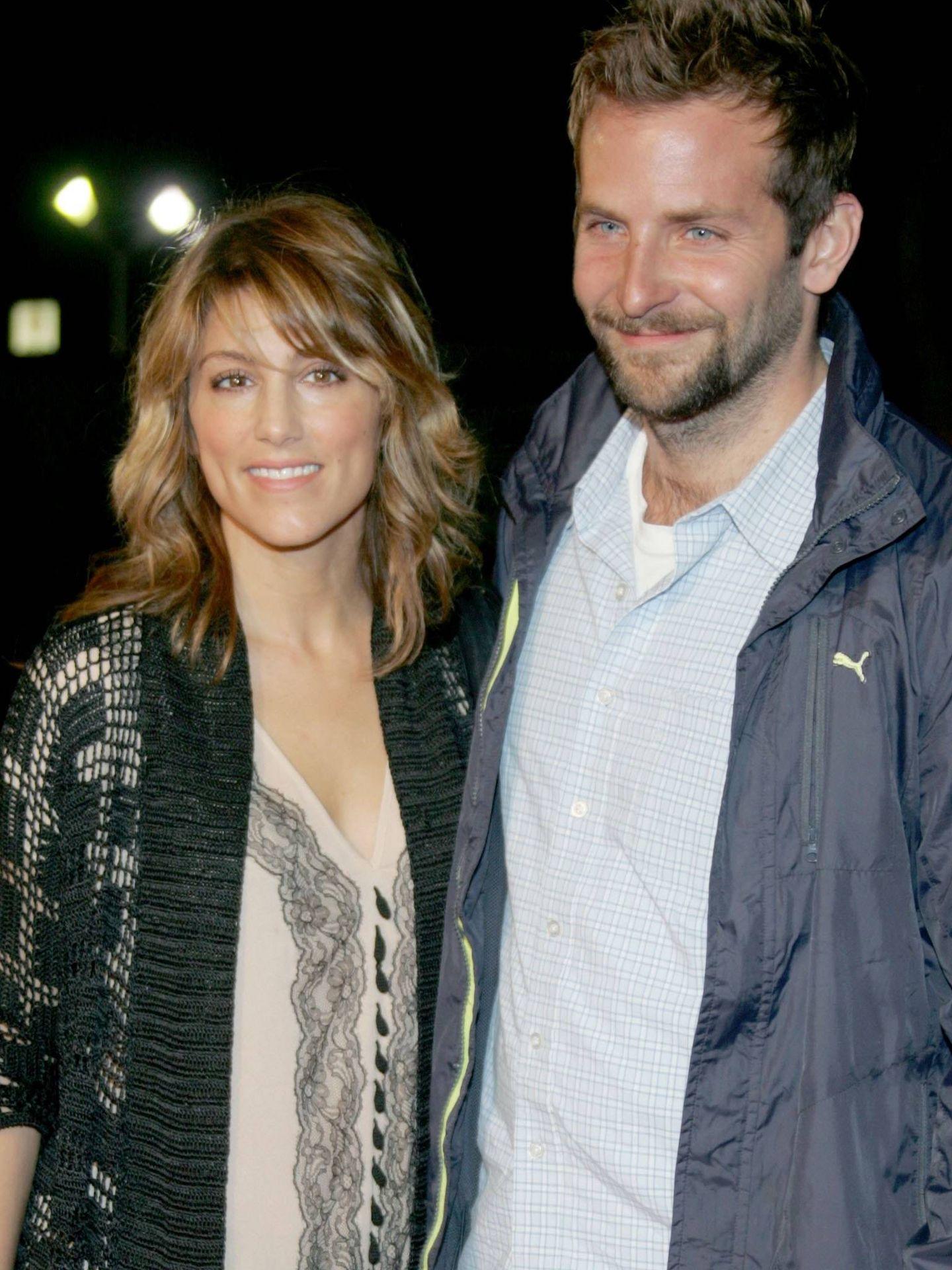 Jennifer y Bradley. (Getty)