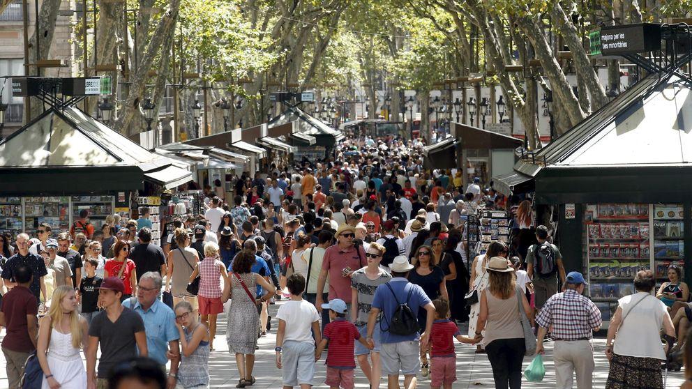 ¿'Catalexit'? RBS constata que en Barcelona aún brilla el sol y huele a embutido