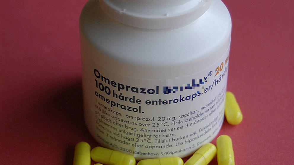 Cuidado con el omeprazol: aumenta el riesgo de sufrir infartos