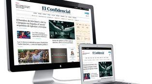 'El Confidencial' amplía su ventaja con 'ABC' en 100.000 usuarios de promedio diario