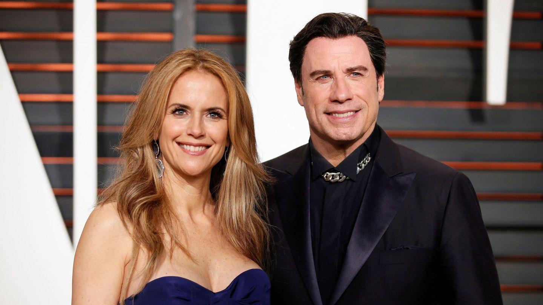 John, junto a su mujer en 2015. (Reuters)