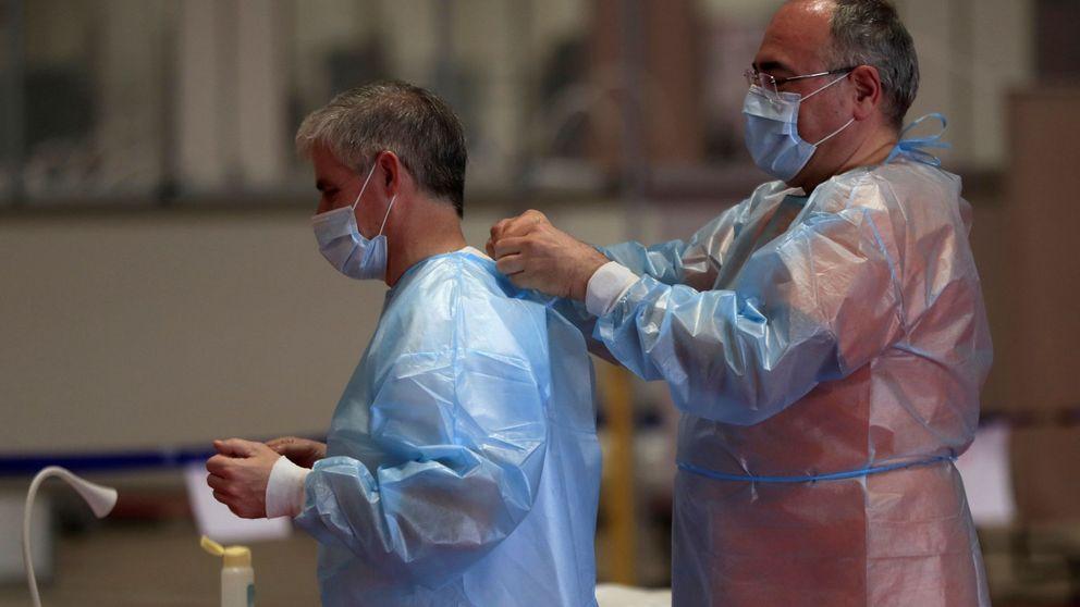 Madrid aclara que recurrirá a médicos voluntarios que cobren de sus hospitales si no hay personal en Ifema y Valdebebas