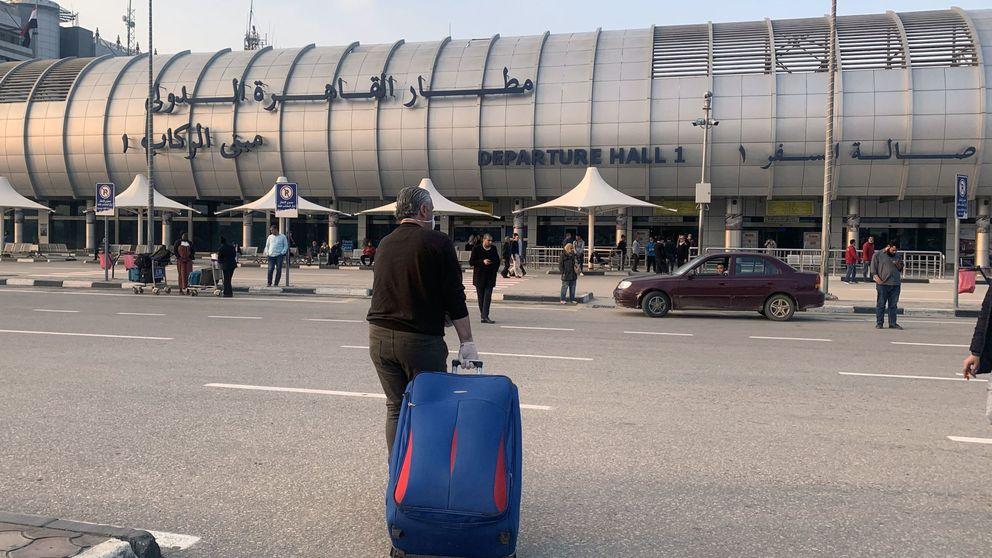 Egipto suspende todos los vuelos como medida de prevención del coronavirus