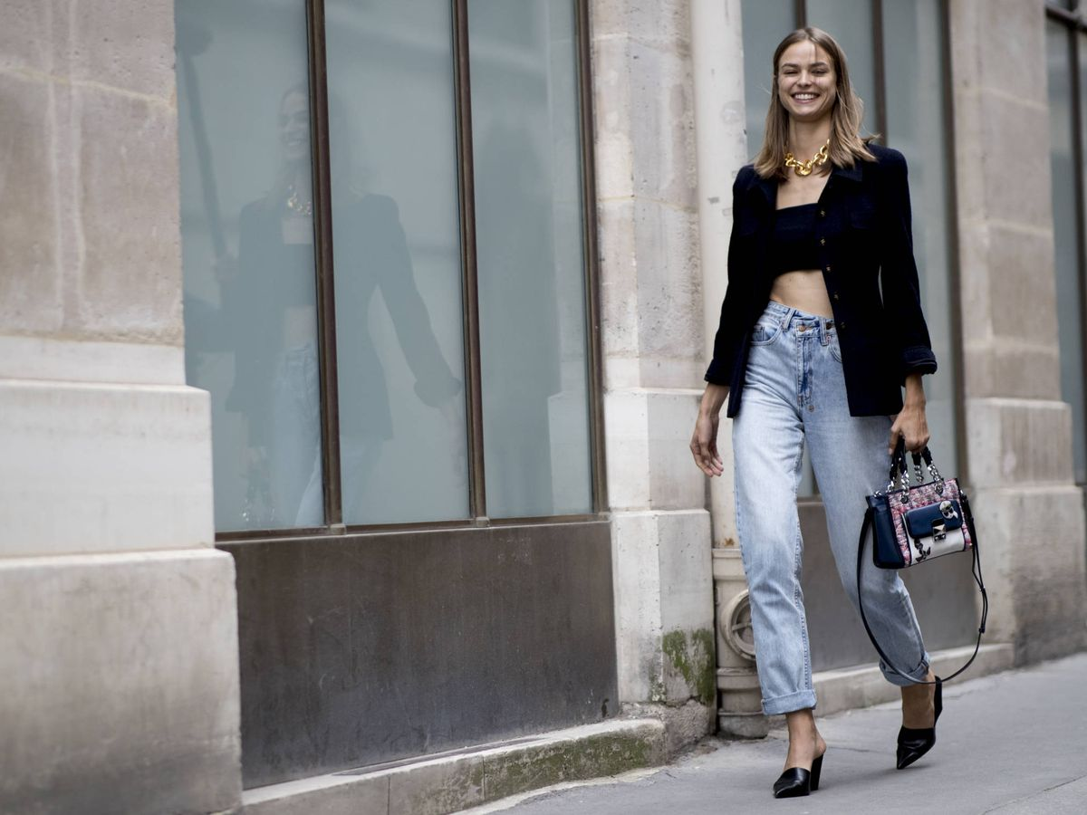 Foto: Una insider por las calles de París. (Imaxtree)