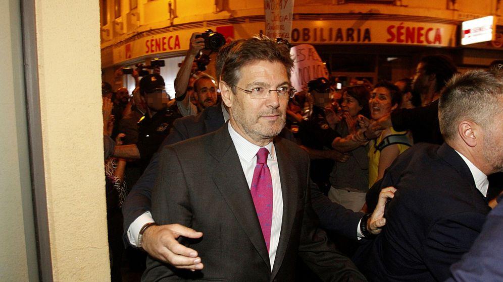 Foto: El ministro de Justicia, Rafael Catalá. (EFE)