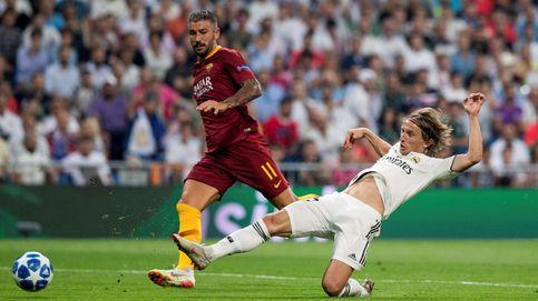 Roma - Real Madrid en directo: resumen, goles y resultado del partido