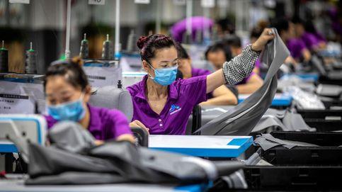 La economía china rebota en marzo tras el desplome de febrero, según PMI