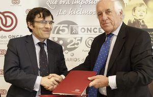 La ONCE y su Fundación crearon un total de  9.214 empleos en 2013