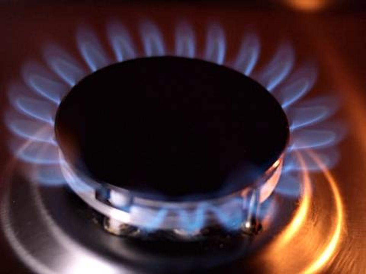 Foto: Cocina de gas (EFE)