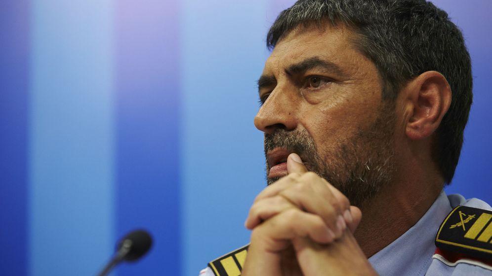 Foto: Trapero accedió al cargo de 'major' de los Mossos en abril de 2017. (EFE)