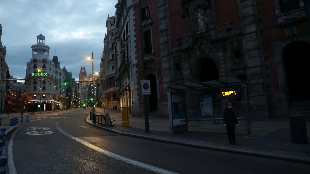 La locomotora del Covid-19 en España se ralentiza: el esperanzador dato de Madrid