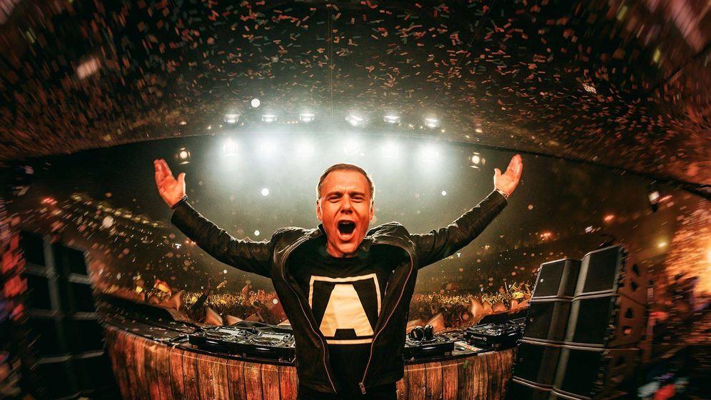 Foto: Armin van Buuren
