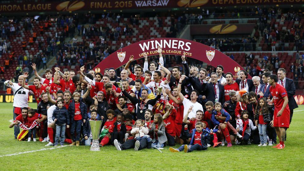 El Sevilla gana su cuarto título de la Europa League