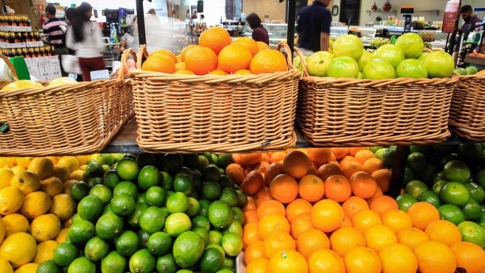 De donde viene la fruta y la verdura que comes