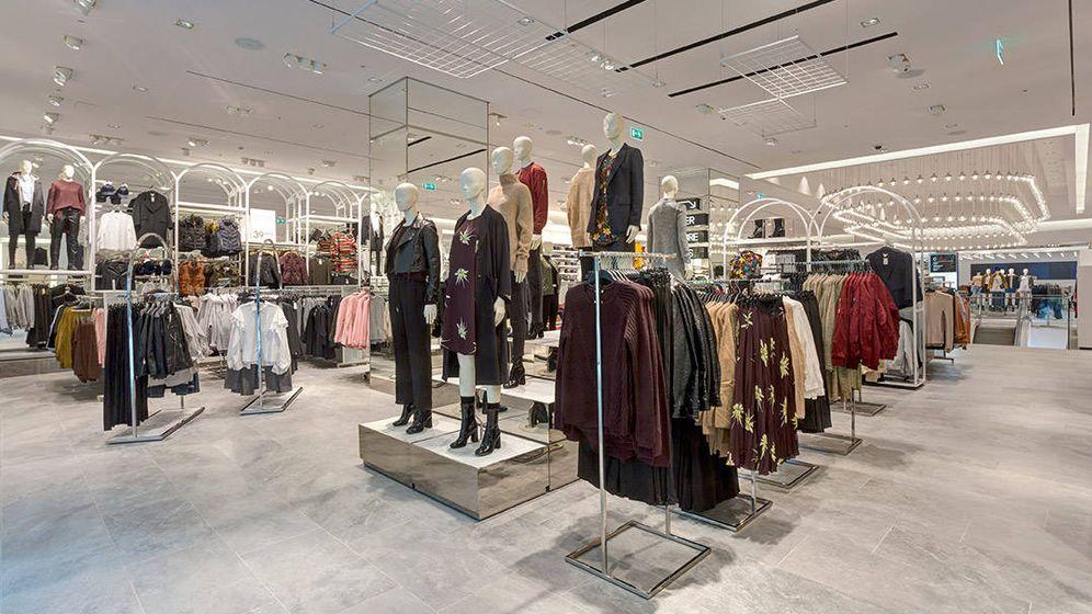 Foto: La firma de moda acaba de reformar su tienda de Gran Vía 32. (Foto: H&M)