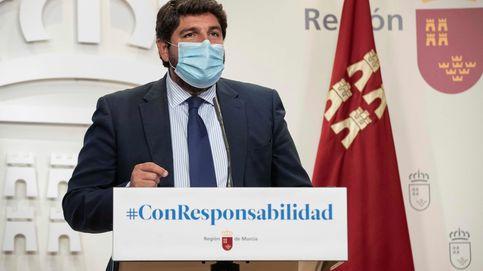 Murcia pide al Gobierno 60 rastreadores militares y Galicia se interesa por ellos