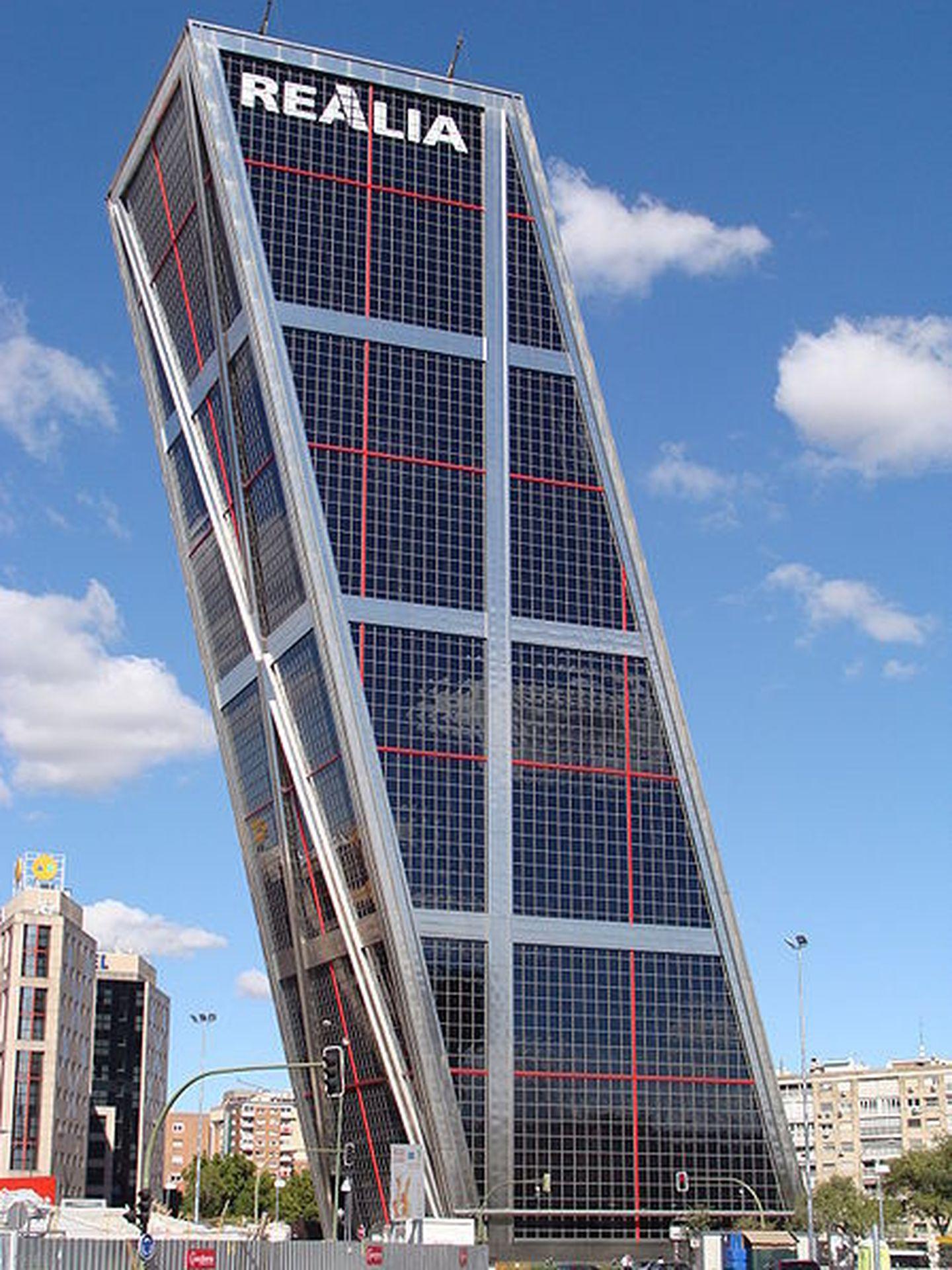 Imagen de la Torre Kio de Realia.